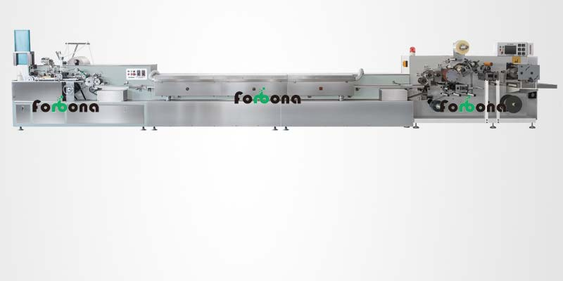 FBN-SP600 Automatic Separate Swab Making and Packing Machine